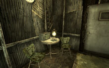 FO3 Billy Creel's house Song of the Lightman