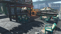 FO4 Easy city diner