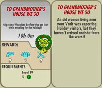 FoS To Grandmother's House We Go card