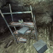 FNV GK supply cave irradiated supply cache