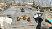 FO4 Fiddlers Green Trailer Estates monkeys