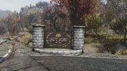 FO76 Sutton stele