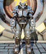 FO76 X01 Power Armor