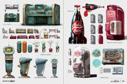 Art of Fo4 Fridge concept art