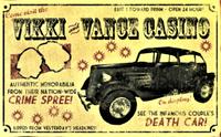 FNV Loading screen death car