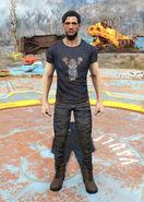General Atomics t-shirt male