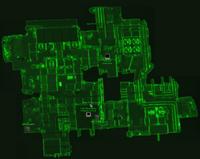 Nuka-World power plant local map