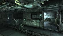 FO3 Citadel Lab Lower level terminal 03