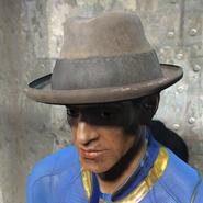 FO4 Смятая шляпа Н