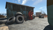 FO4 Jalbert Brothers disposal workbench