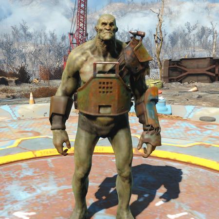FO4 Super mutant shogun body armor1.png