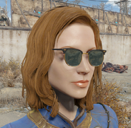 Fo4 sunglasses worn