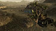 FNV Canyon wreckage 9