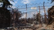 FO76 Site Alpha fence