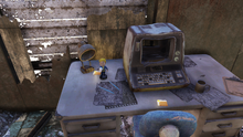FO76 Willard Corporate Housing bobblehead