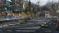 Lucky Mucker Carousel Location