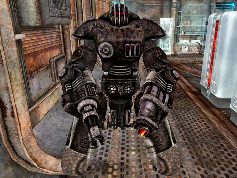 Sparky (robot)