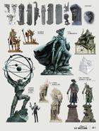 FO4 Art book statues 1