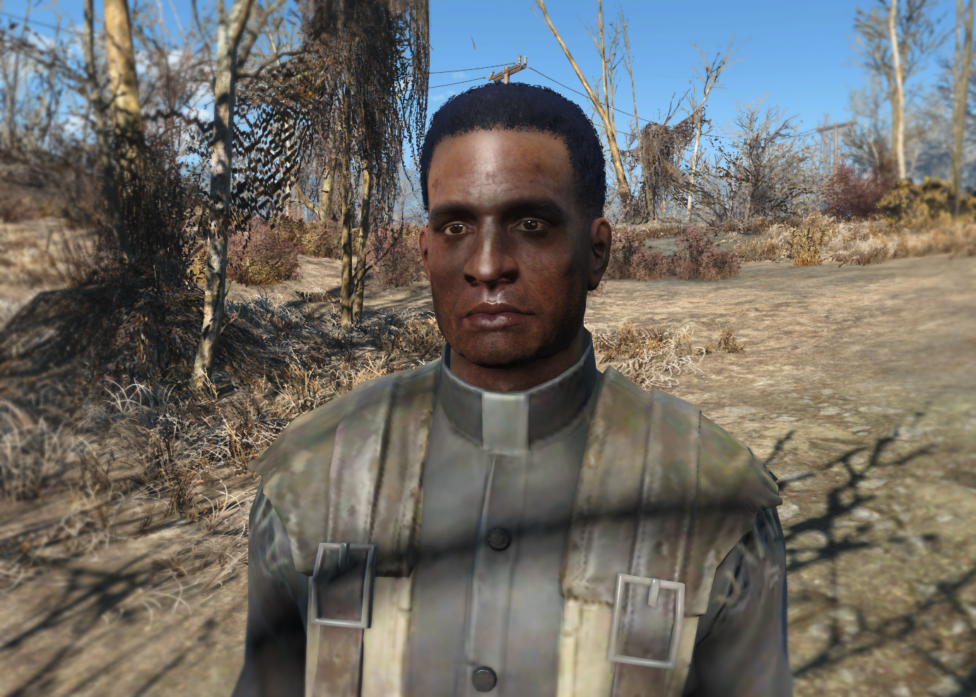 Проповедник (Fallout 4)