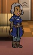 FoS Elder robe female