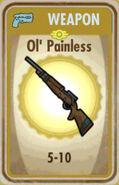 FoS Ol' Painless Card