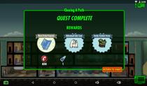 Rewards CAP
