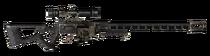 FNV sniper rifle Carbon Fiber Parts