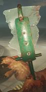 FO76SR Super Mutant Blackburn Weapon