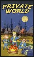 Fallout 1st Private World Main Menu
