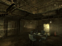 Billy Creels house interior