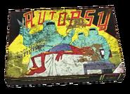 Autopsy board game