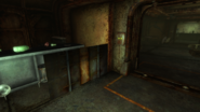 FNV Bug Vault 22 4th level cafeteria door textures