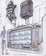 FO3 Concept Art Eat'o'tronic 3000