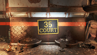 FO4 35 Court Sign