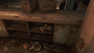FO4 Caps Stash in Malden Center Station