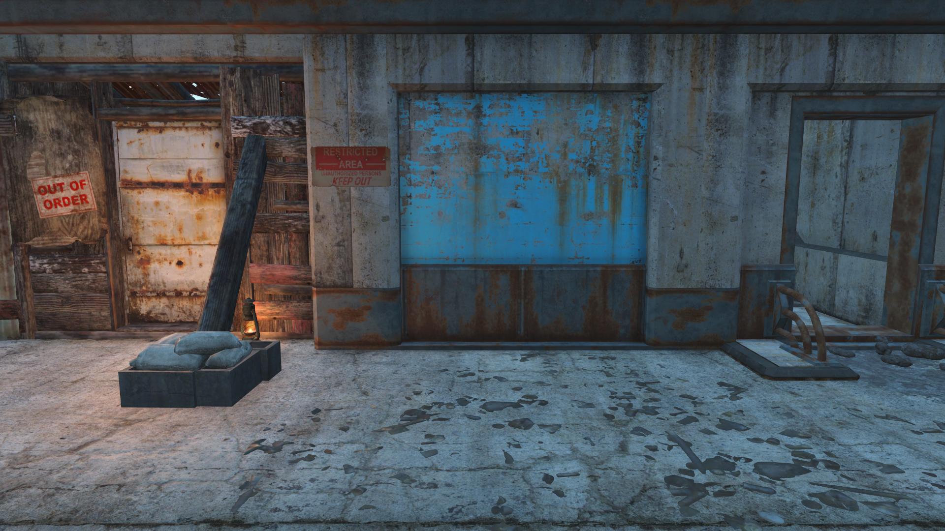 Гараж (Fallout 4)