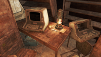 FO4 Library storage room key