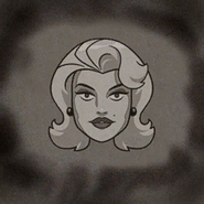 Marilyn close up