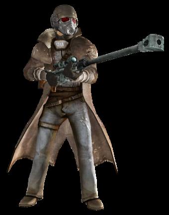 Ranger vétéran de la RNC