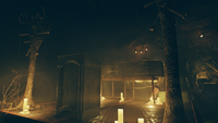 Altar to the mothman