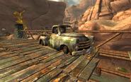 FNV Zion pickup truck 1
