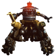 FO4AUT Integrated Tankbot