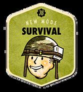 FO76 Survival roadmap icon