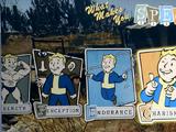 Statistiques primaires de Fallout 76