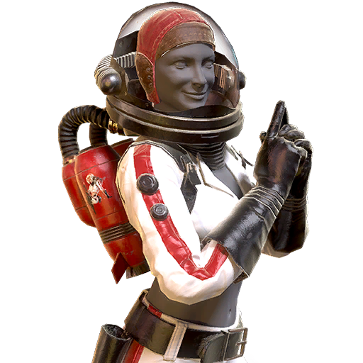 Nuka-Girl rocketsuit (Fallout 76)