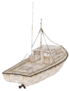 FO76 Fishing boat 4