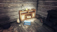 FO76 Middle Mountain Cabins (Cabin Pioneer Scout 2)