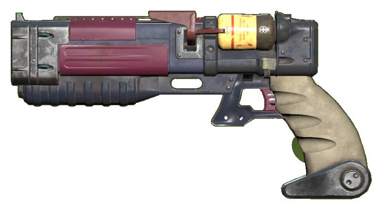 Ultracite laser gun