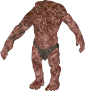 FO76 creature supermutantbehemoth scorched