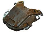 Steadfast BOS combat armor chest piece